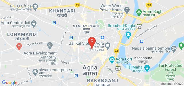 Sarojini Naidu Medical College, Moti Katra, Mantola, Agra, Uttar Pradesh, India