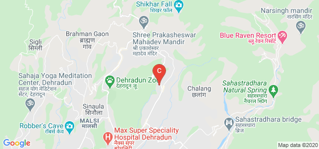 Institute of Cooperative Management, Old Mussoorie Road, Kairwaan Gaon, Dehradun, Uttarakhand, India