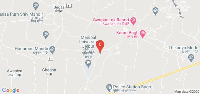 Manipal University Jaipur, Jaipur, Rajasthan, India
