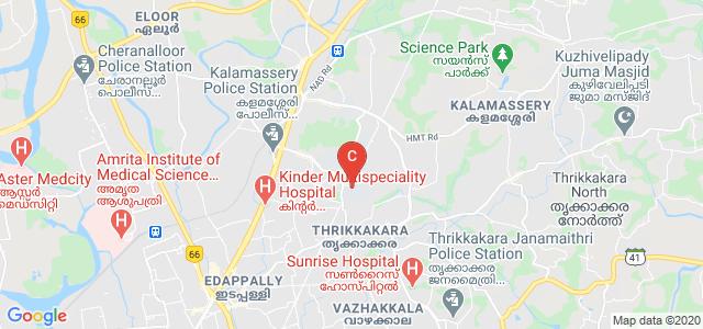 Kunjali Marakkar School of Marine Engineering, Pipeline Road, South Kalamassery, Kalamassery, Kochi, Kerala, India