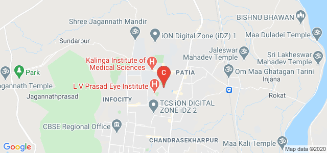 KIIT School of Rural Management, Chandaka Industrial Estate, K I I T University, Patia, Bhubaneswar, Odisha, India