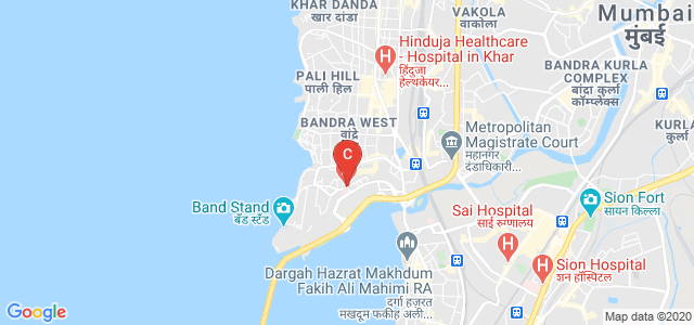 MET Institute of Management, Ranwar, Bandra West, Mumbai, Maharashtra, India