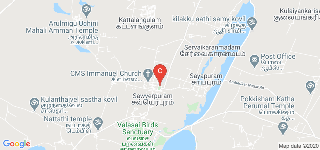 Pope's College, Thoothukudi, Tamil Nadu, India