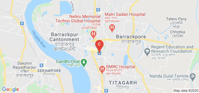 Barrackpore, Doctor Narendra North Bagchi Road, Kolkata, West Bengal 700120, India