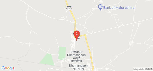 DES's College of Engineering & Technology, Dattapur Dhamangaon, Maharashtra, India