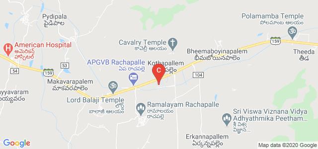 Avanthi Institute of Engineering & Technology, Makavarapalem, Visakhapatnam, Andhra Pradesh, India