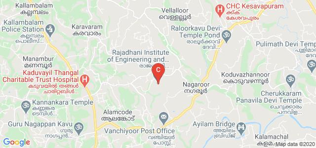Rajadhani Business School, Karavaram, Thiruvananthapuram, Kerala, India