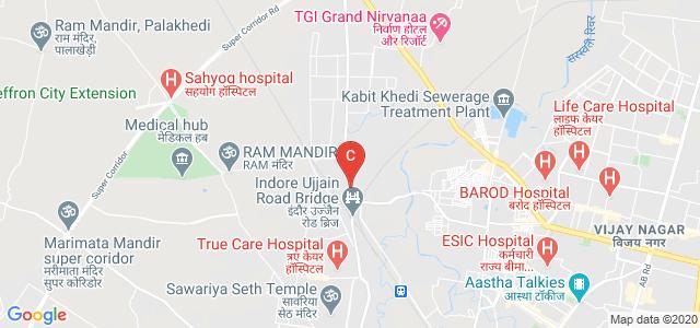 1, Sanwer Road, Sector F, Sanwer Road Industrial Area, Indore, Madhya Pradesh, India