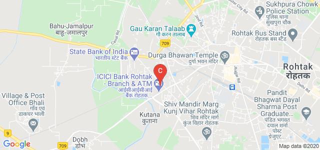 Sat Priya Institute of Engineering & Technology, Shiv Nagar, Rohtak, Haryana, India