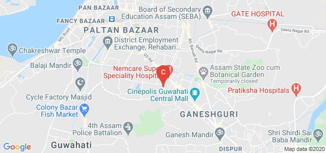 Gauhati Medical College, Narakasur Hilltop, Bhangagarh, Guwahati, Assam, India