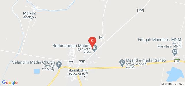Sree Sai MBA College, Nandikotkur, Andhra Pradesh, India