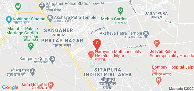 Rajasthan University of Health Sciences Medical college, Jaipur, Sector 11, Pratap Nagar, Jaipur, Rajasthan, India
