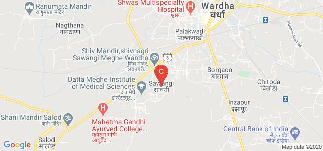 Jawaharlal Nehru Medical College, Wardha, Wardha, Maharashtra, India