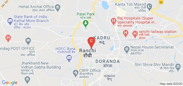 Satyendra Narayan Sinha Institute Of Business Management, Birsa Chowk, Vodyanagar, Hawai Nagar, Doranda, Ranchi, Jharkhand, India