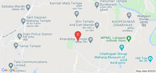 Ajeenkya DY Patil University, 7 km from, Airport Rd, Charholi Budruk, Pune, Maharashtra, India