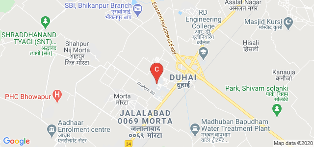 Trident Group of Institutions, Morta Village, Ghaziabad, Uttar Pradesh, India