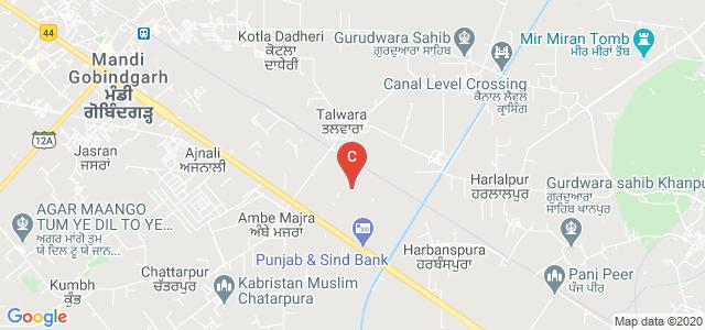 RIMT-INSTITUTE OF ENGINEERING AND TECHNOLOGY, Dera Mir Miran-Mandi Gobindgarh Rd, Punjab, India
