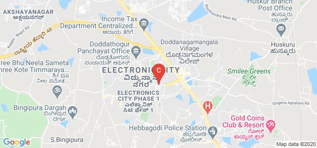 International Institute of Information Technology Bangalore, Hosur Rd, Electronics City Phase 1, Electronic City, Bengaluru, Karnataka, India