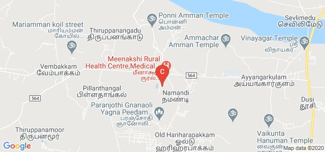 Arulmigu Meenakshi Amman College of Engineering, Tiruvannamalai, Tamil Nadu, India