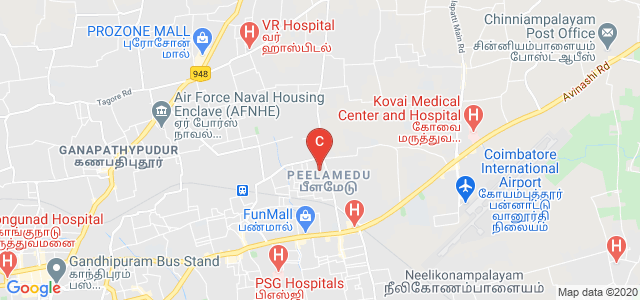 PSG College of Pharmacy, Avinashi Rd, Masakalipalayam, Peelamedu, Coimbatore, Tamil Nadu 641004, India