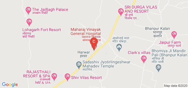 Maharaj Vinayak Global University, Jaipur, Rajasthan, India
