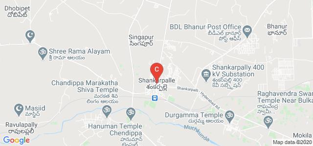 Shankarpally, Telangana, India