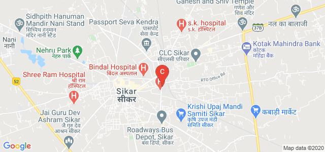 Shri Kalyan Govt. Girls College, Sikar, Radhakishan Pura, Sikar, Rajasthan, India