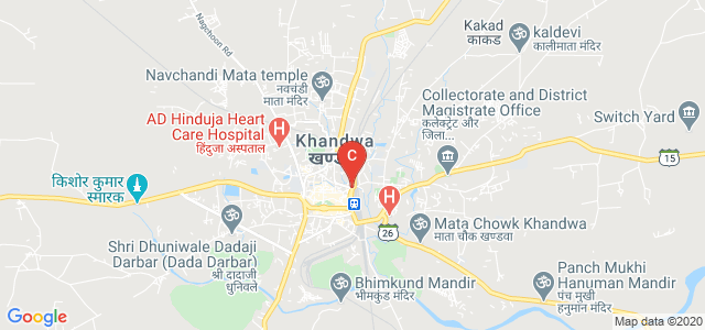 Khandwa, Madhya Pradesh, India