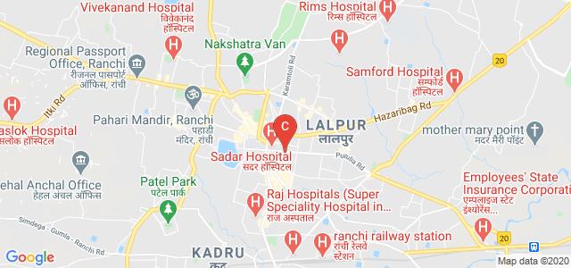 XISS Ranchi, Doctor Camil Bulcke Path, Pathalkudwa, Nayatoli, Ranchi, Jharkhand, India