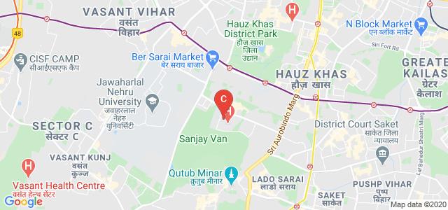 Block B, Qutab Institutional Area, New Delhi, Delhi, India