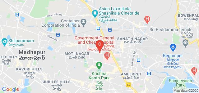 AG Colony Road, Vikaspuri, Hyderabad, Telangana 500018, India