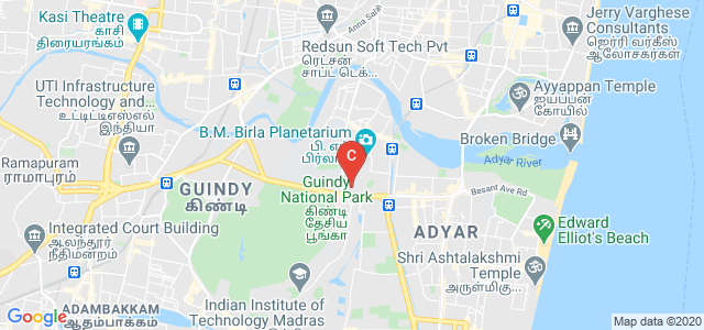 CSIR-Central Leather Research Institute, CLRI Staff Quarters, Adyar, Chennai, Tamil Nadu, India