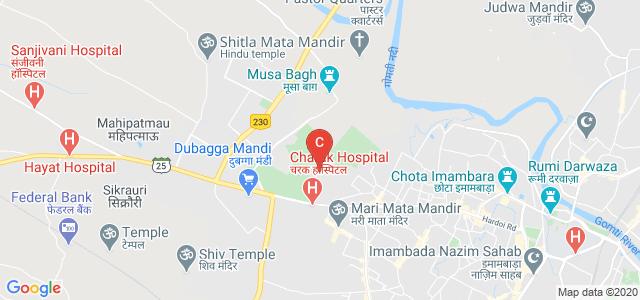 Era University, Sarfarazganj, Lucknow, Uttar Pradesh, India