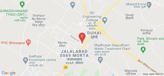 H.R.Institute of Technology, Morta Village, Ghaziabad, Uttar Pradesh, India