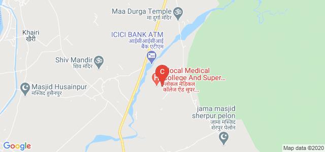 Glocal School of Science & Technology, Saharanpur, Uttar Pradesh, India