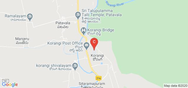 Kakinada Institute Of Engineering And Technology For Women, Korangi, Andhra Pradesh, India