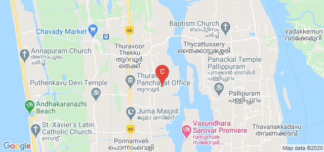 KR Gouri Amma College of Engineering (Sree Gokulam group), Thuravoor, Cherthala, Alappuzha, Kerala, India
