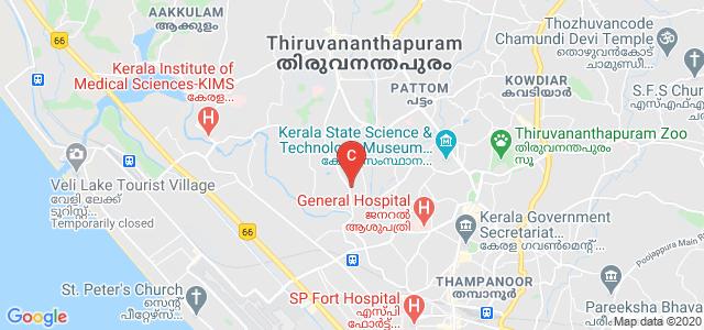 John Cox Memorial CSI Institute of Technology, CSI Church, Kannammoola - Nalumukku Road, Near, Kannammoola, Thiruvananthapuram, Kerala, India