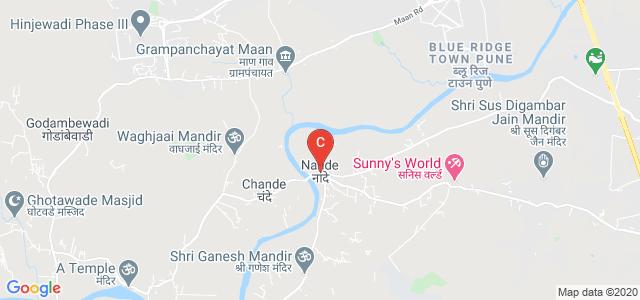 ISB&M School Of Technology, Nande, Pune, Nande, Pune, Maharashtra, India