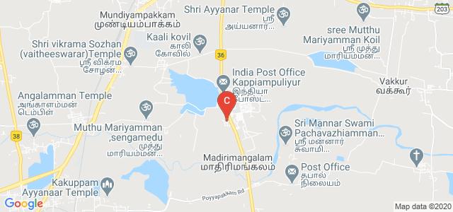 A.R. Engineering College Villupuram, Kappiampuliyur, Tamil Nadu, India