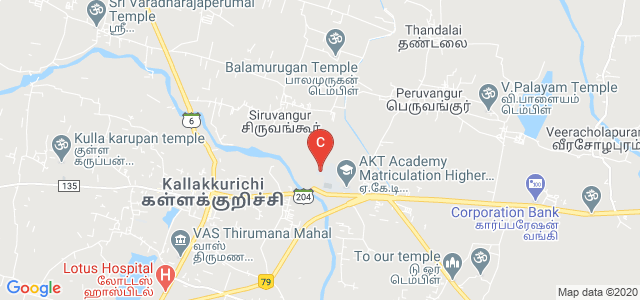 AKT Memorial college of Engineering and Technology, AKT Memorial College Road, Tamil Nadu, India
