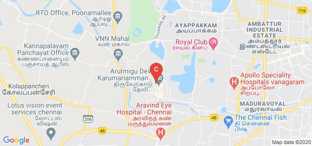 Saveetha University, Chennai, Tamil Nadu, India