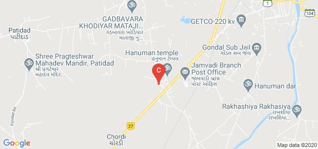 Asiatic Institute of Science & Technology, Jamvadi, Gondal, Rajkot, Gujarat, India