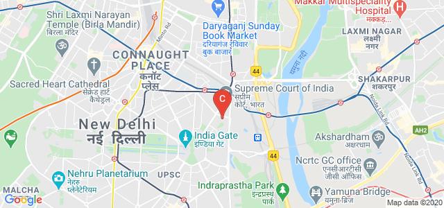 Indian Law Institute, Bhagwan Das Road, Government Officers Colony, India Gate, New Delhi, Delhi, India