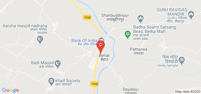 Behat, Saharanpur, UP, India