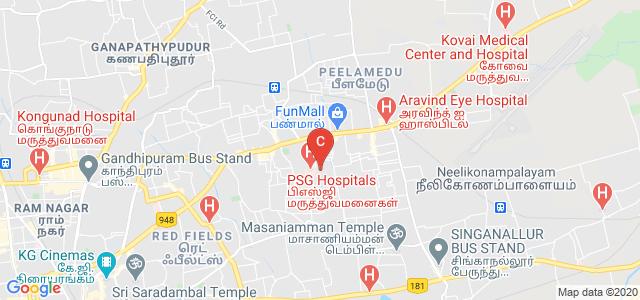 PSG Institute of Medical Sciences & Research, Avinashi Rd, Masakalipalayam, Peelamedu, Coimbatore, Tamil Nadu, India