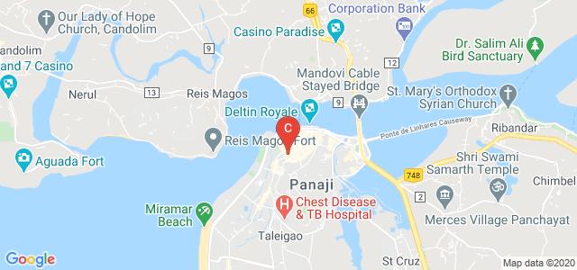 Goa College of Pharmacy, Santa Inez, Panaji, Goa, India