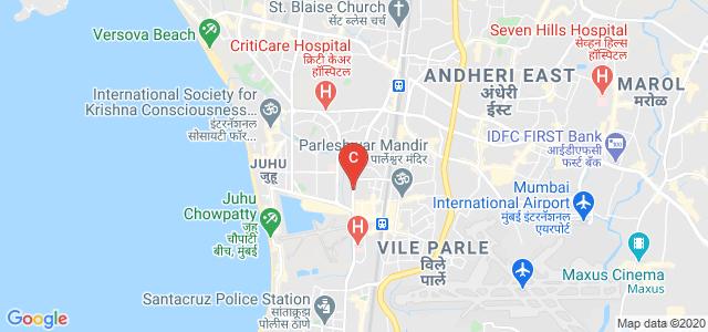 Dr. Bhanuben Nanavati College of Pharmacy, Gate No.1, Mithibai College Campus, V.M. Road, Navpada, Suvarna Nagar, Vile Parle West, Mumbai, Maharashtra, India
