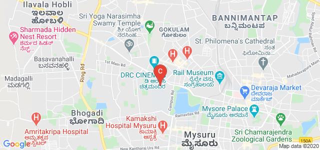 Karnataka State Open University, University of Mysore Campus, Mysore, Karnataka, India