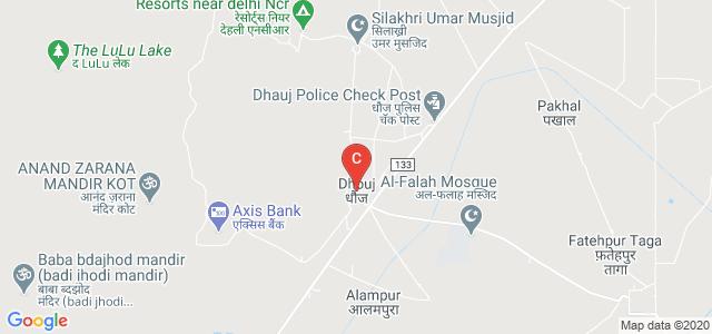 Al-Falah University, Faridabad, Haryana, India